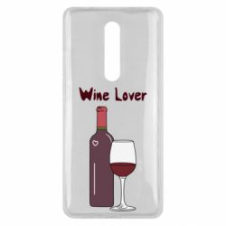 Чохол для Xiaomi Mi9T Wine lover