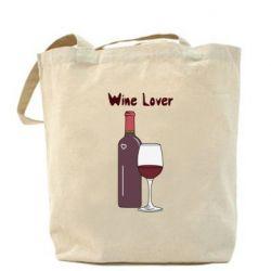 Сумка Wine lover