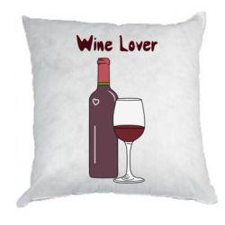 Подушка Wine lover