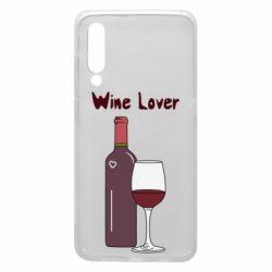 Чохол для Xiaomi Mi9 Wine lover