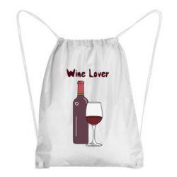 Рюкзак-мішок Wine lover
