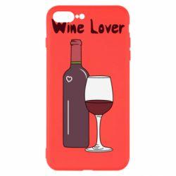 Чохол для iPhone 7 Plus Wine lover