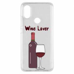 Чохол для Xiaomi Mi A2 Wine lover