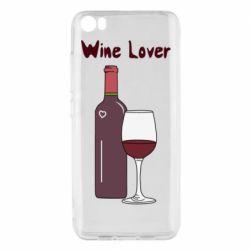 Чохол для Xiaomi Mi5/Mi5 Pro Wine lover