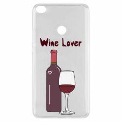 Чохол для Xiaomi Mi Max 2 Wine lover