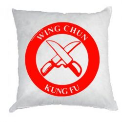 Подушка Wing Chun kung fu - FatLine