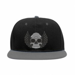 Снепбек Winged Skull - FatLine