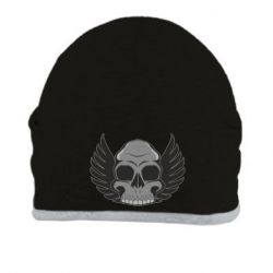 Шапка Winged Skull - FatLine