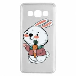Чохол для Samsung A3 2015 Winter bunny