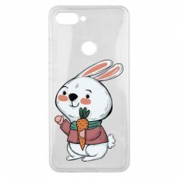 Чехол для Xiaomi Mi8 Lite Winter bunny