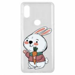Чехол для Xiaomi Mi Mix 3 Winter bunny