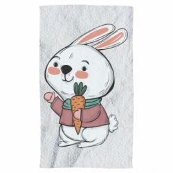 Рушник Winter bunny