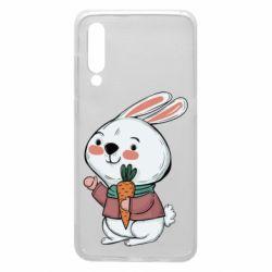 Чехол для Xiaomi Mi9 Winter bunny
