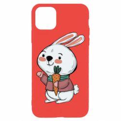Чохол для iPhone 11 Pro Winter bunny