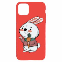Чохол для iPhone 11 Pro Max Winter bunny