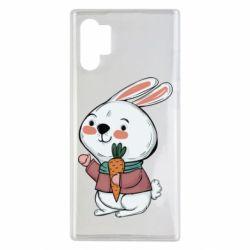 Чохол для Samsung Note 10 Plus Winter bunny