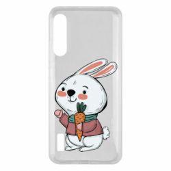Чохол для Xiaomi Mi A3 Winter bunny