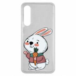 Чехол для Xiaomi Mi9 SE Winter bunny