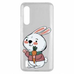 Чехол для Xiaomi Mi9 Lite Winter bunny