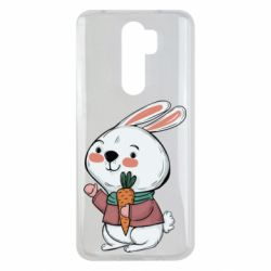 Чехол для Xiaomi Redmi Note 8 Pro Winter bunny