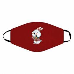 Маска для обличчя Winter bunny