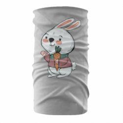 Бандана-труба Winter bunny