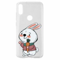 Чехол для Xiaomi Mi Play Winter bunny