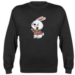 Реглан (світшот) Winter bunny