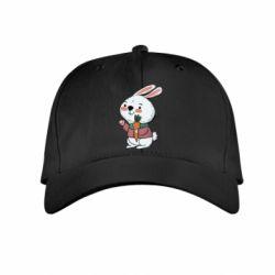 Дитяча кепка Winter bunny