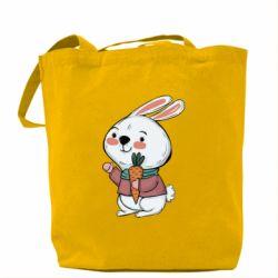 Сумка Winter bunny