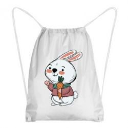 Рюкзак-мішок Winter bunny