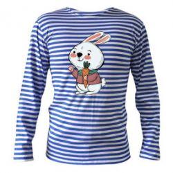 Тільник з довгим рукавом Winter bunny
