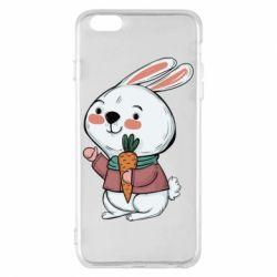 Чохол для iPhone 6 Plus/6S Plus Winter bunny
