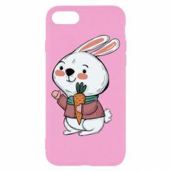 Чохол для iPhone 7 Winter bunny