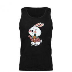 Майка чоловіча Winter bunny