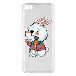 Чехол для Xiaomi Mi5/Mi5 Pro Winter bunny