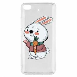 Чехол для Xiaomi Mi 5s Winter bunny