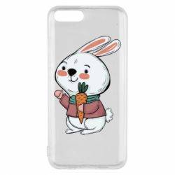 Чехол для Xiaomi Mi6 Winter bunny