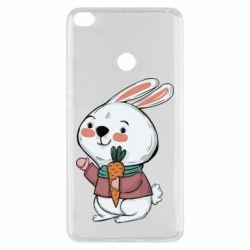 Чехол для Xiaomi Mi Max 2 Winter bunny