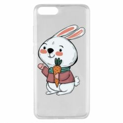 Чехол для Xiaomi Mi Note 3 Winter bunny