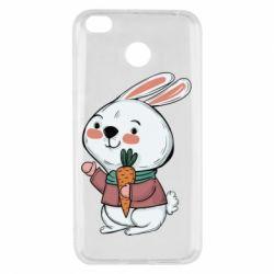 Чехол для Xiaomi Redmi 4x Winter bunny