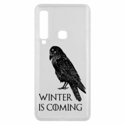 Чохол для Samsung A9 2018 Winter is approaching and crow