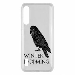 Чохол для Xiaomi Mi A3 Winter is approaching and crow