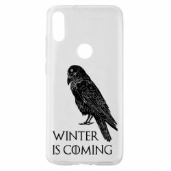 Чохол для Xiaomi Mi Play Winter is approaching and crow