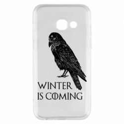 Чохол для Samsung A3 2017 Winter is approaching and crow