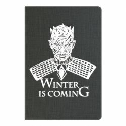 Блокнот А5 Winter is coming hodak