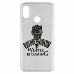 Чехол для Xiaomi Mi8 Winter is coming hodak