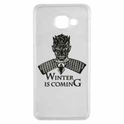 Чехол для Samsung A3 2016 Winter is coming hodak