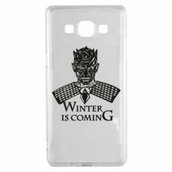 Чохол для Samsung A5 2015 Winter is coming hodak