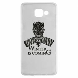Чохол для Samsung A5 2016 Winter is coming hodak